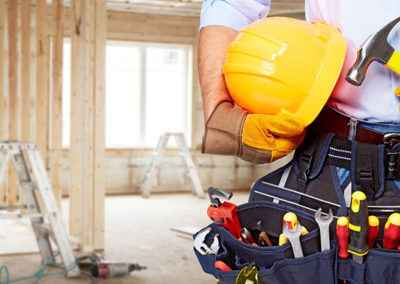 Ouvriers d'entretien, agents de maintenance