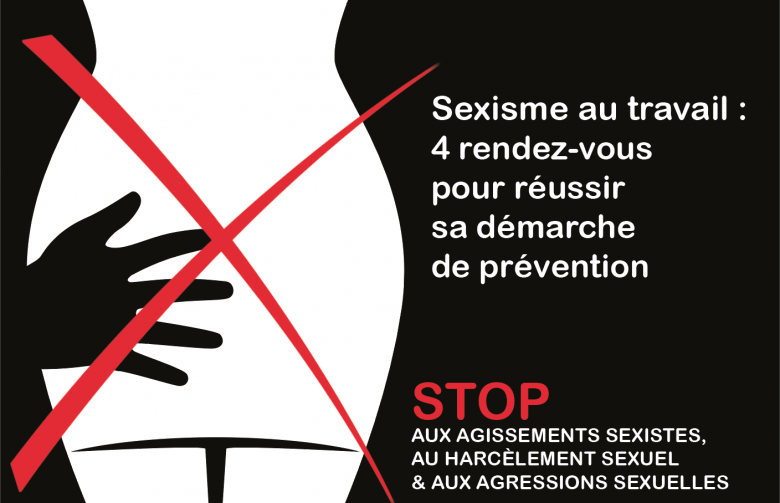 Sexisme au travail : réussir sa démarche de prévention