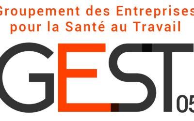 COMMUNIQUE DE PRESSE DU GEST05 : CONTINUITE DE LA SANTE AU TRAVAIL